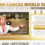 Healing Cancer World Summit